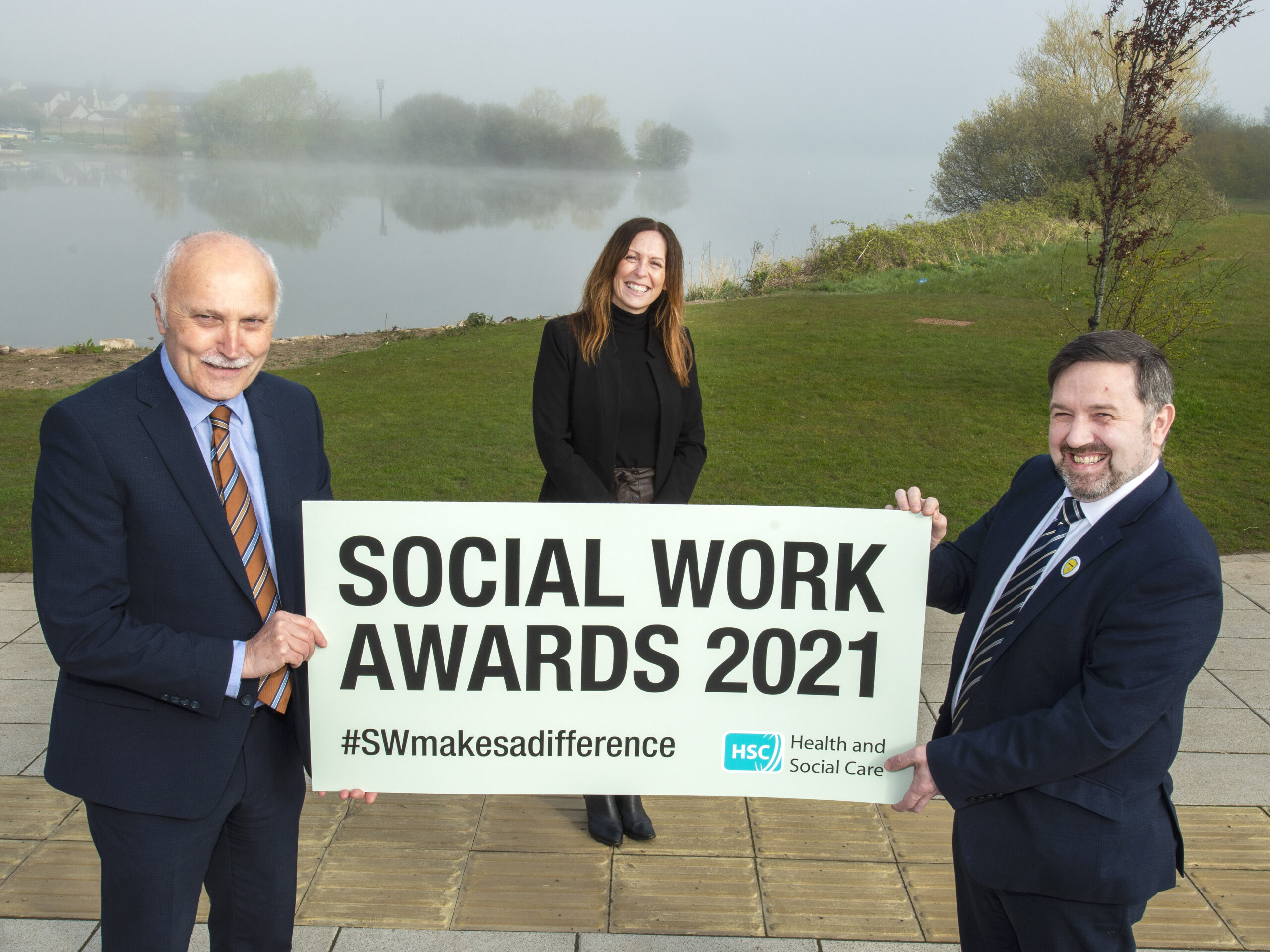 Launch SW Awards - Minister 14.04.21 - NI Social Work Awards 2021: Nominations now open | Newry Times