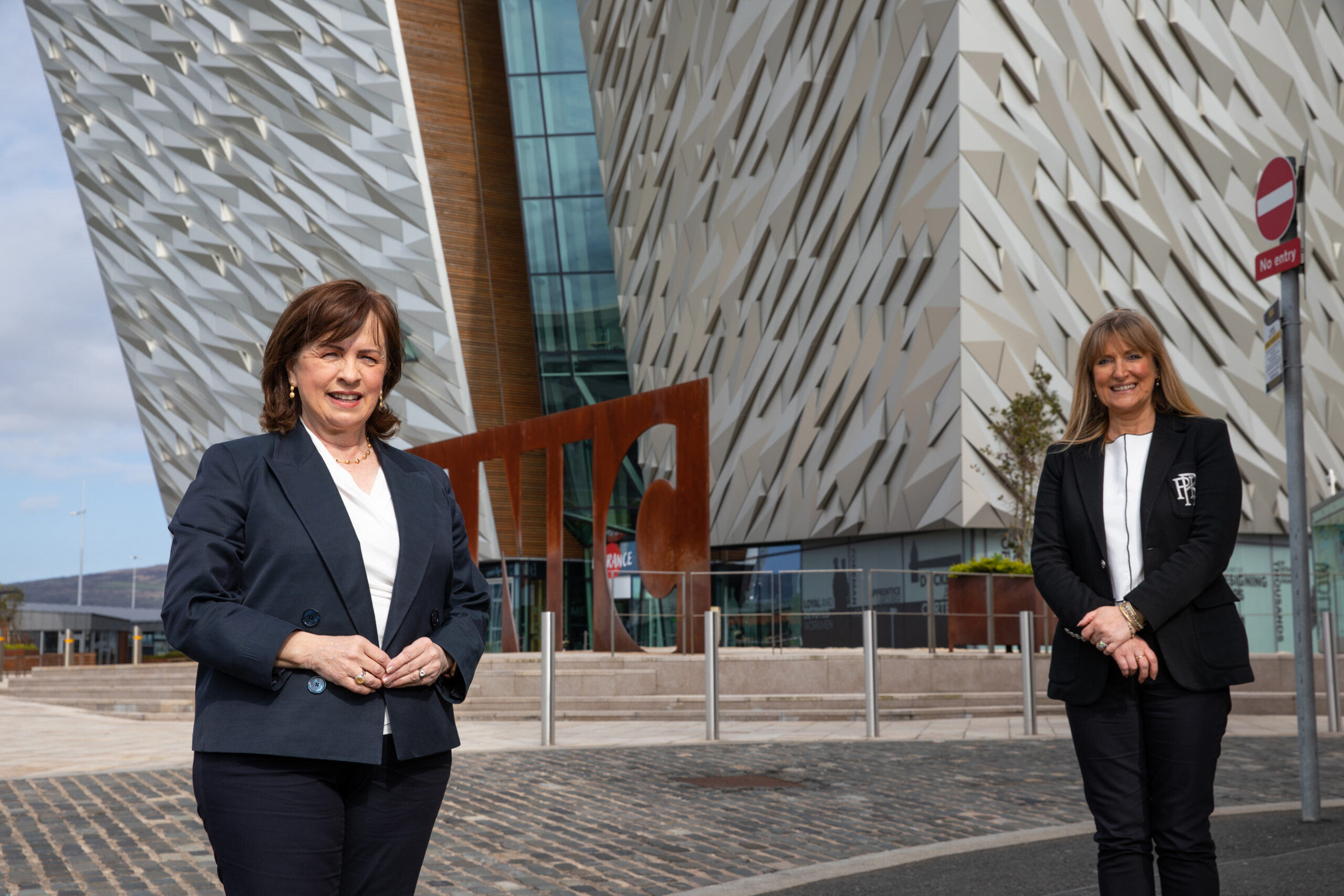 Minister - Titanic - Northern Ireland 'ready for the return of tourists' Minister Dodds | Newry Times - Newry headlines