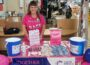 Newry Tesco turns pink for Race for Life - Newry Times - Shopping Newry city