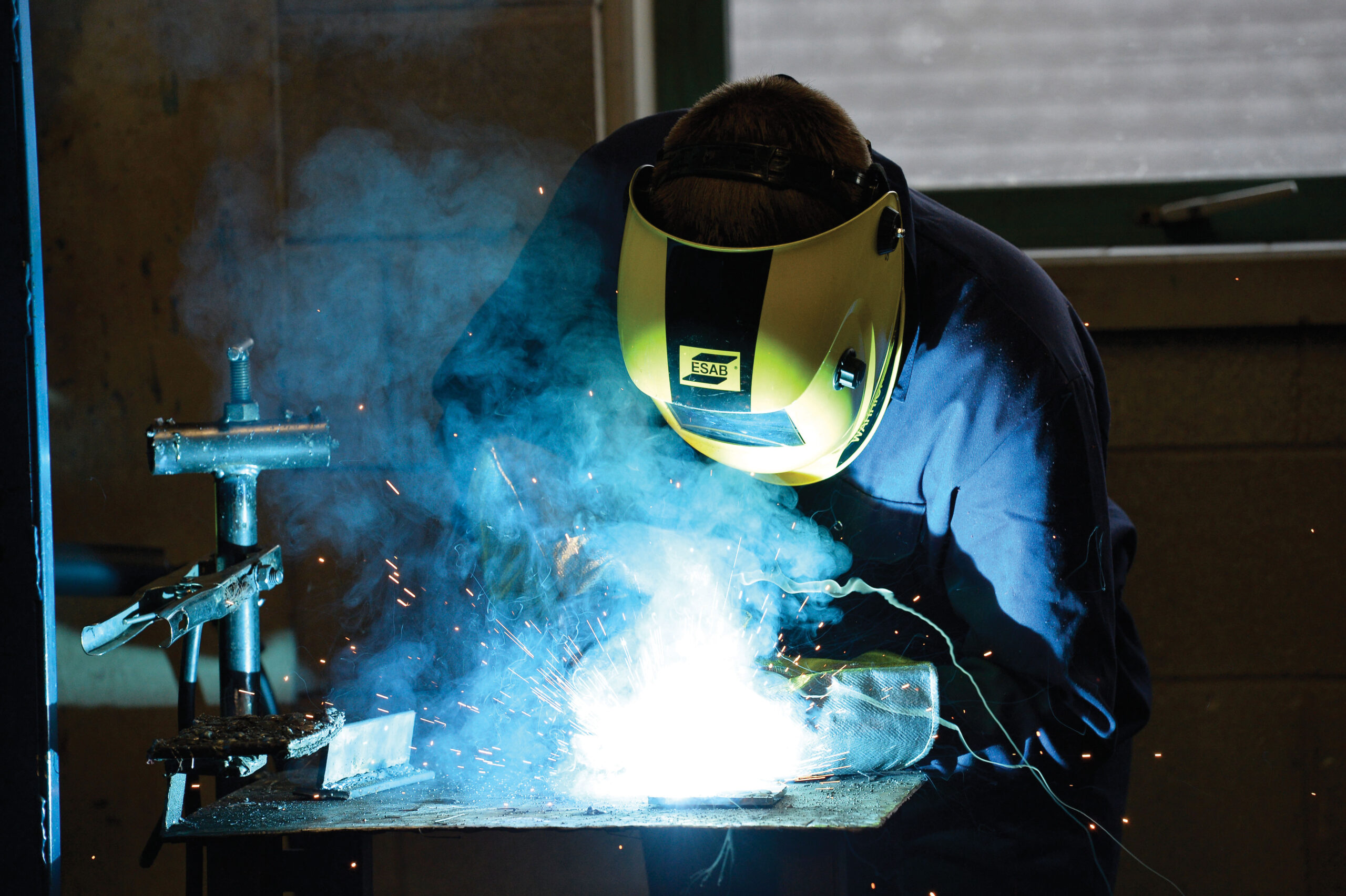 New Assured Skills Academy in welding at Southern Regional College announced | Newry Times - SRC Newry news