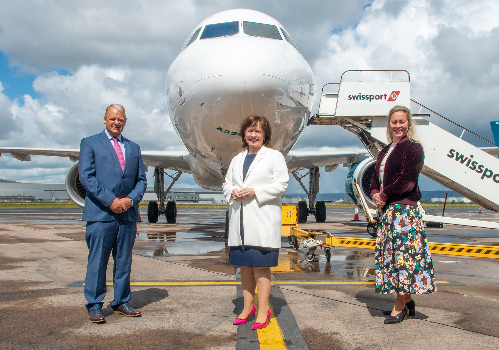 Air connectivity vital for economic recovery Dodds - Newry Times - news newry co down