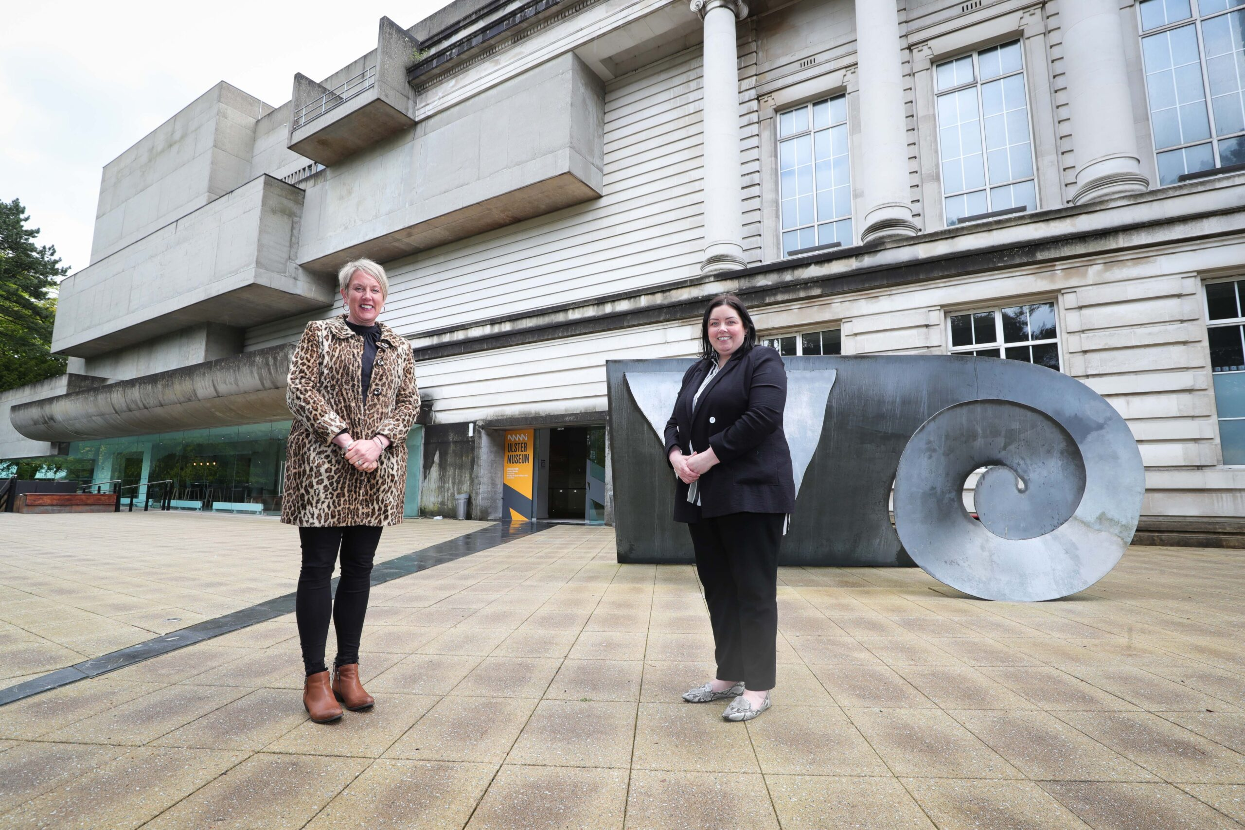Hargey steps back in time as museums prepare for re-opening - Newry Times - newry news latest