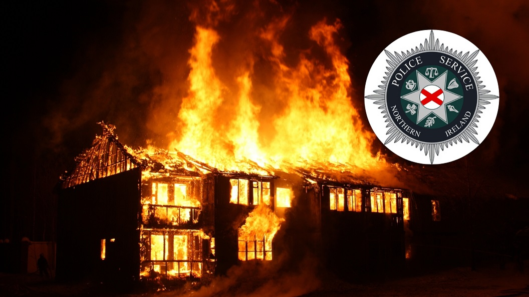 PSNI appeals for information after house fire - Newry Times - newry news latest