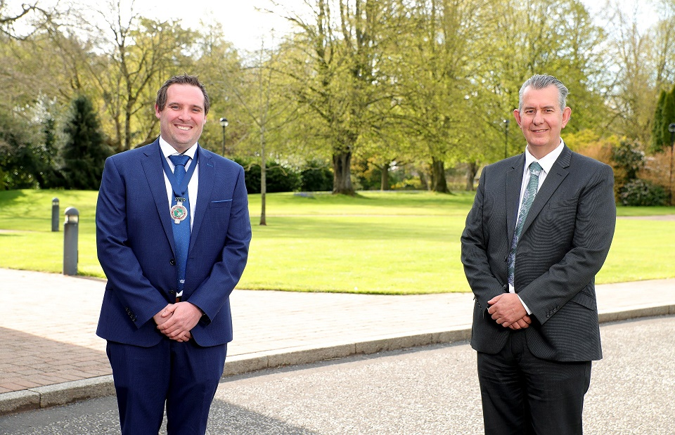 Poots announces £270,000 investment in the future of farming - Newry headlines - newry news online