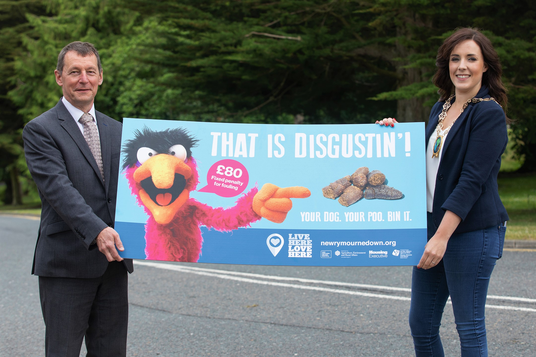 Council Targets Dog Fouling in New Responsible Dog Ownership Campaign - newry council - newry news