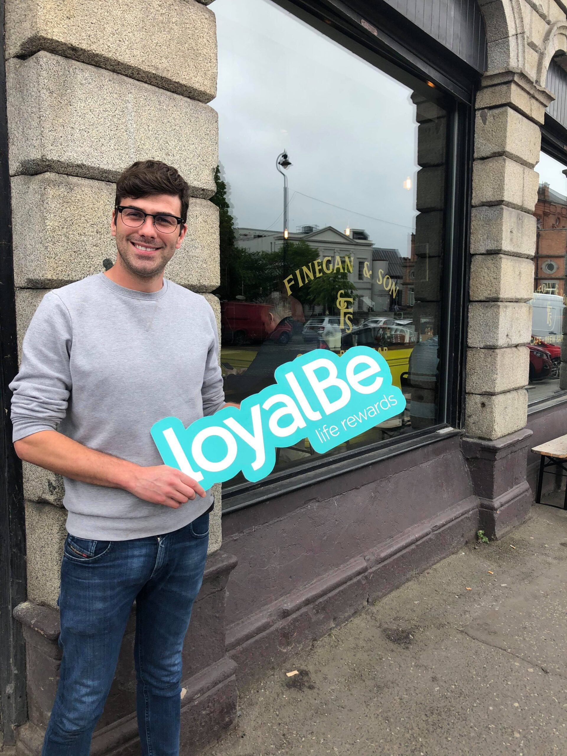 Finegan _ Son - Graeme Finegan - Local Loyalty App, loyalBe, Officially Launches in Newry this Week Newry Times - newry news