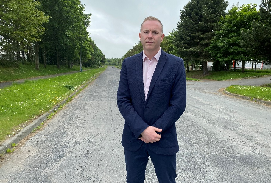 Hazzard tells Invest NI to 'get serious' about South Down - Newry Times - newry business news
