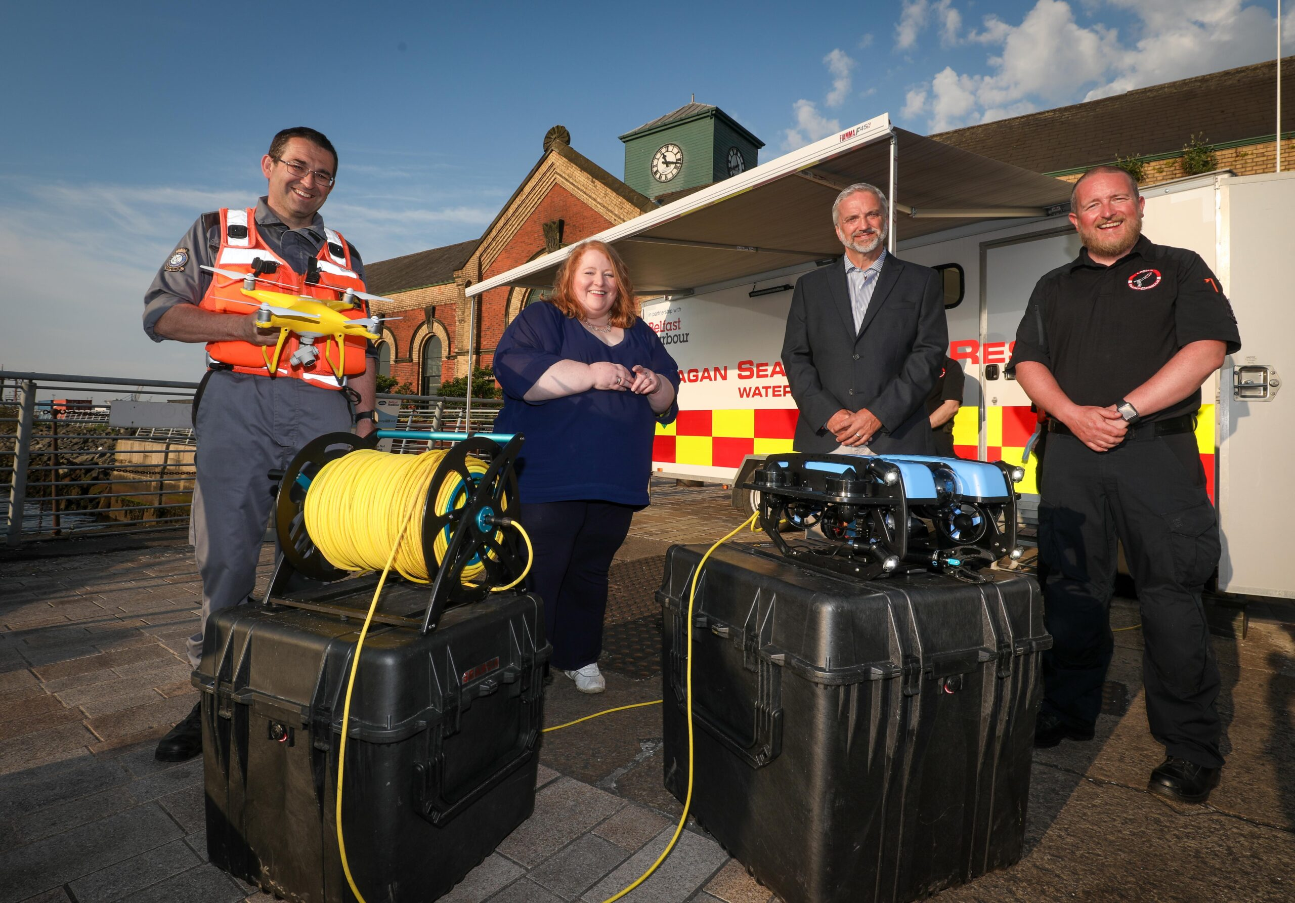 Life-saving efforts of NI search and rescue volunteers applauded - Newry Times - newry news headlines