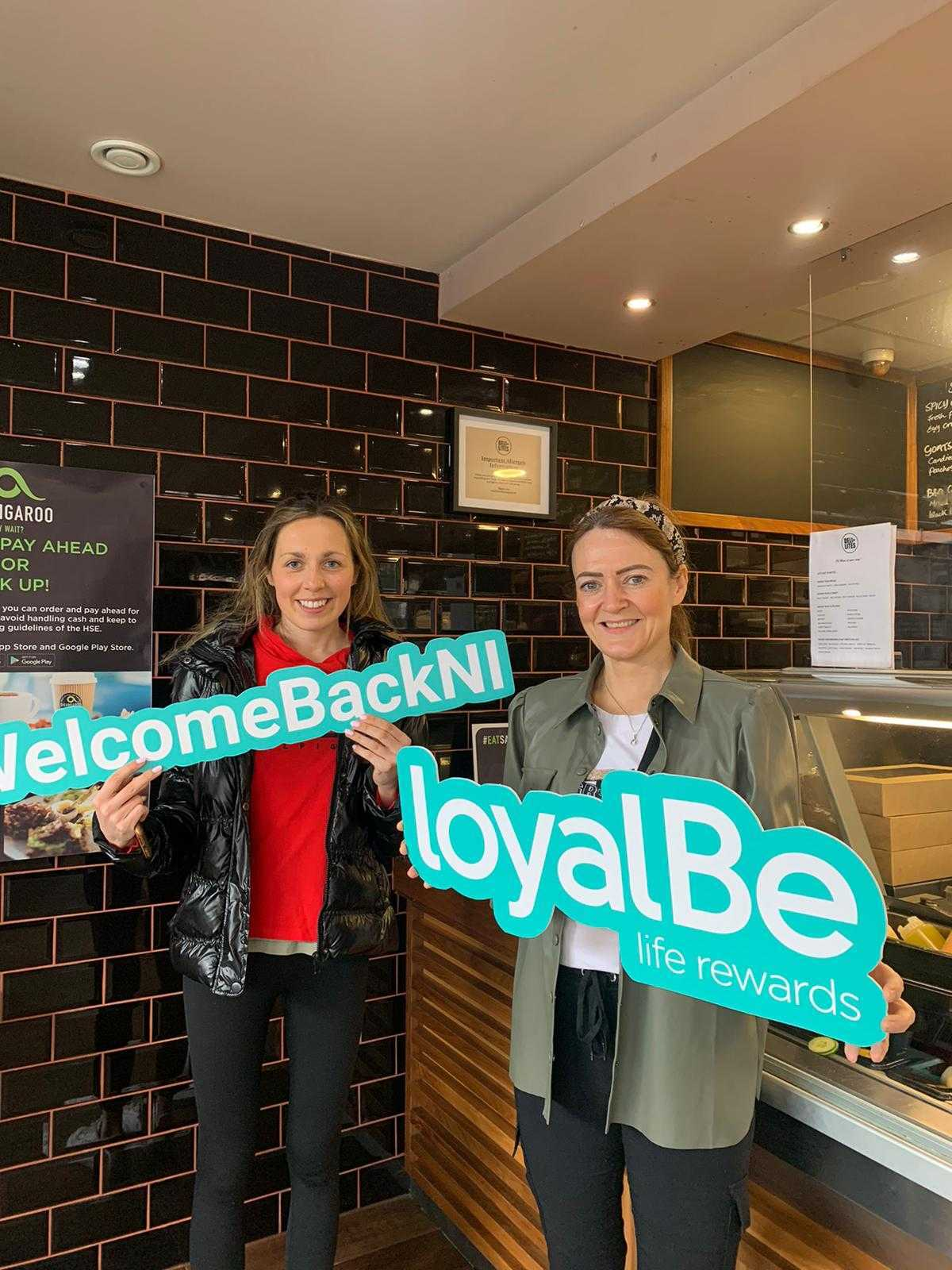 Local Loyalty App, loyalBe, Officially Launches in Newry this Week Newry Times -DeliLites - newry news