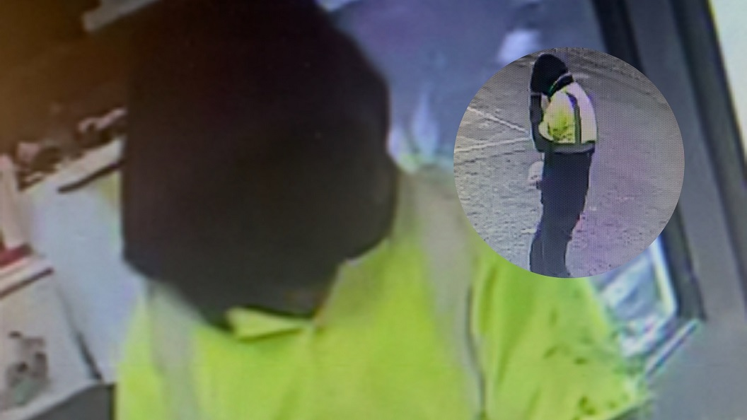Newry Police Release Images of Man After Armed Robbery - Newry Times - newry news now