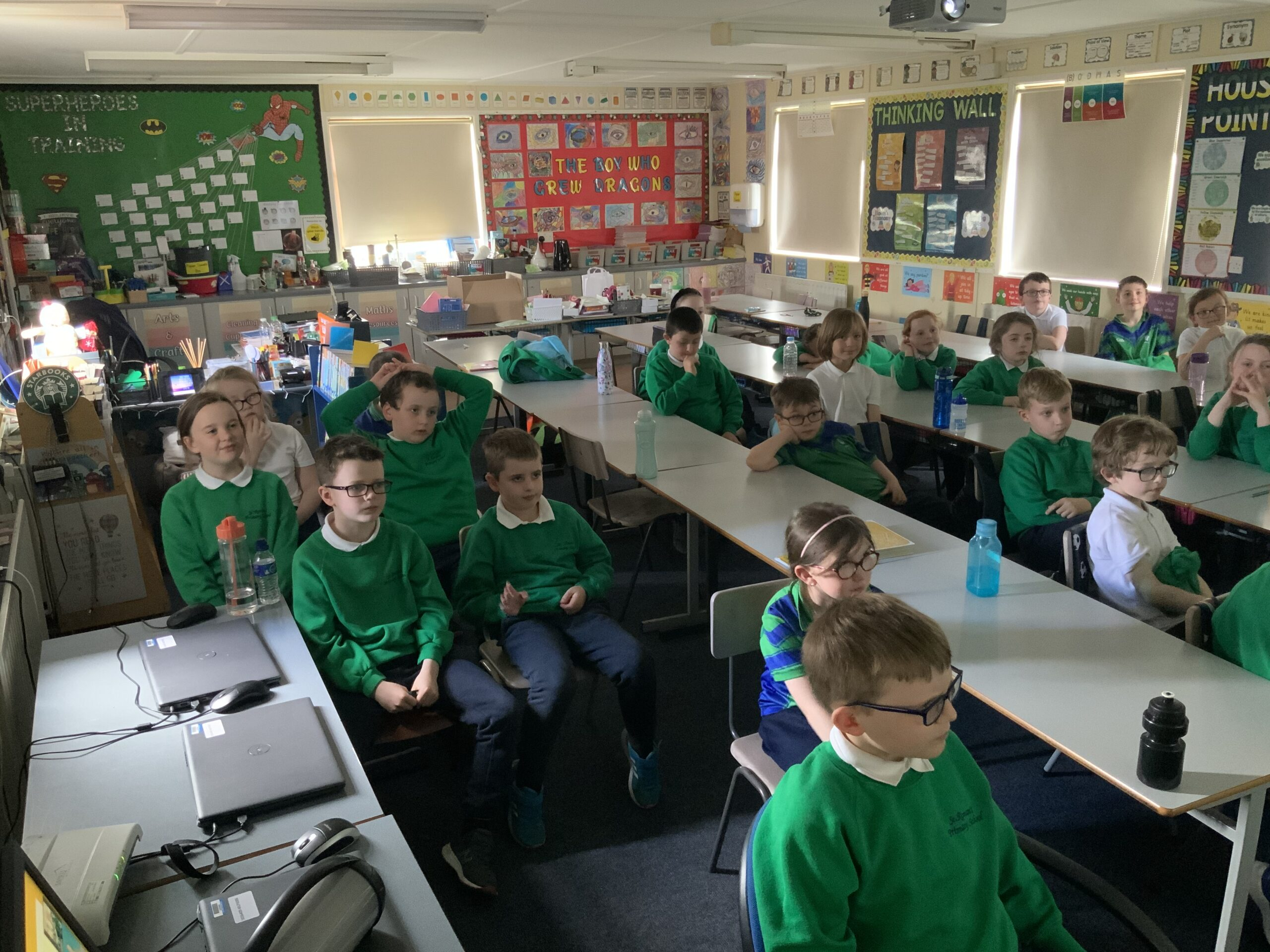 Newry school in Shared Education Story telling project - Newry Times - newry newspaper