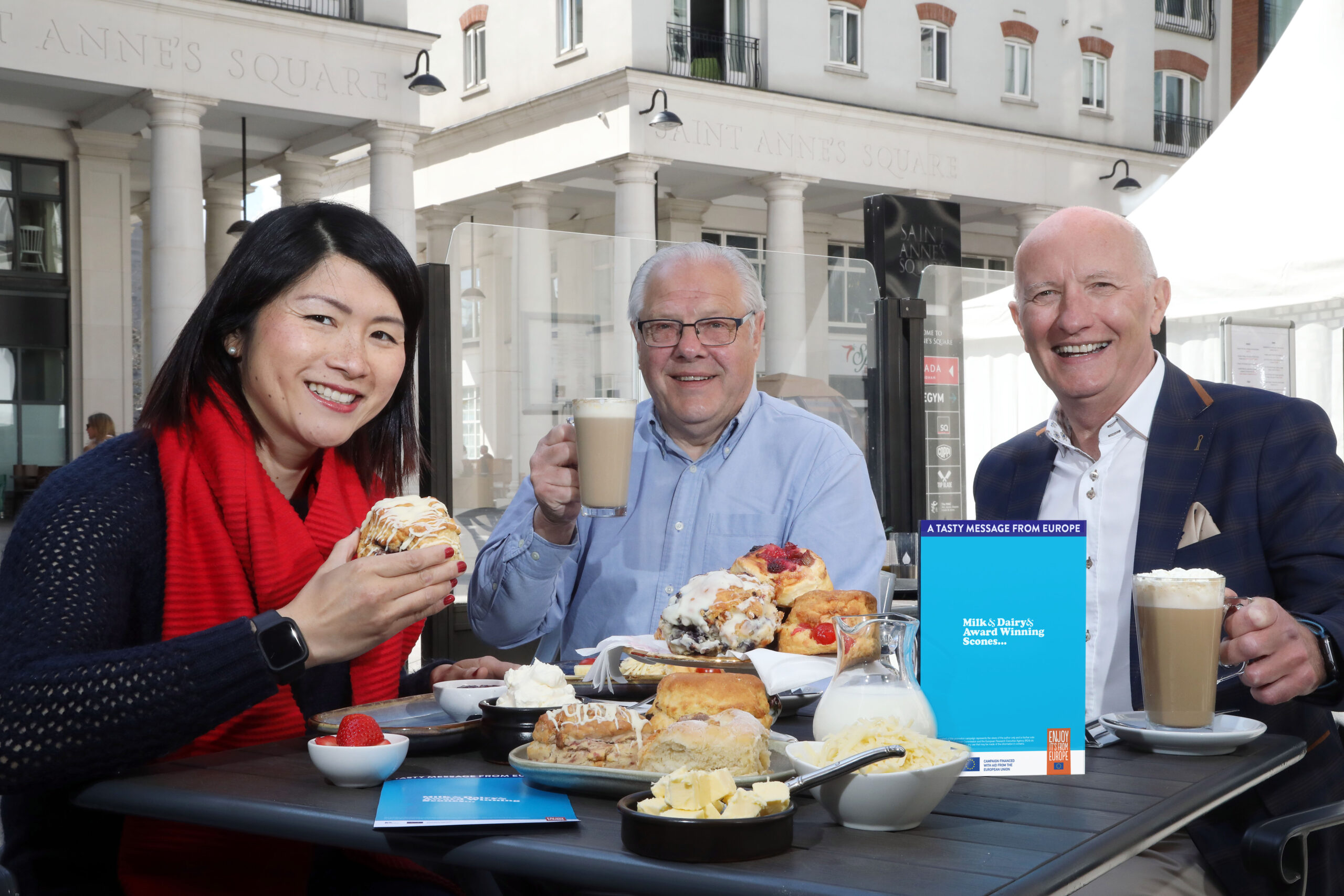 Who bakes the best scones in Newry Competition to find the best scone makers in the business - Newry Times - newry news today