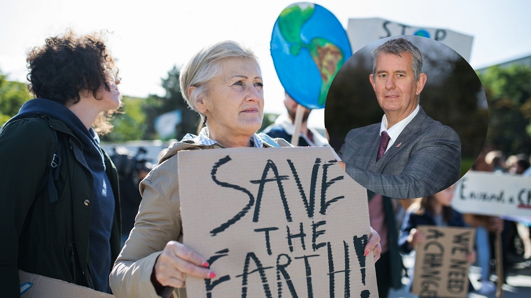 Climate Change Bill keeps moving - Newry Times - newry news today