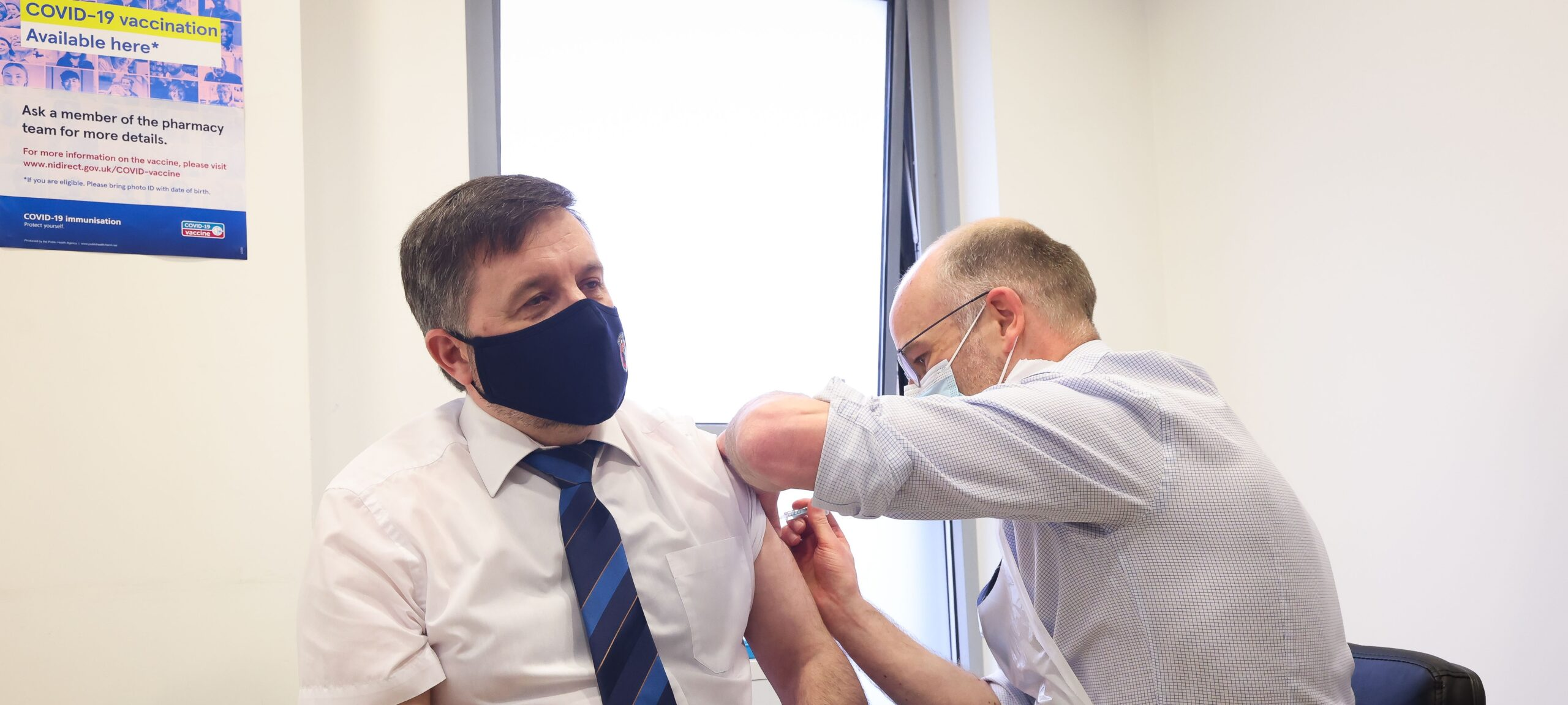 Community pharmacists and GPs 'rise to the vaccine challenge' – Swann - Newry Times - newry news facebook