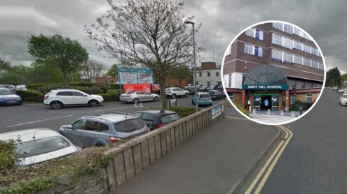 Daisy Hill Hospital parking - HSC staff car parking to resume normal service - Newry Times - newry newspaper