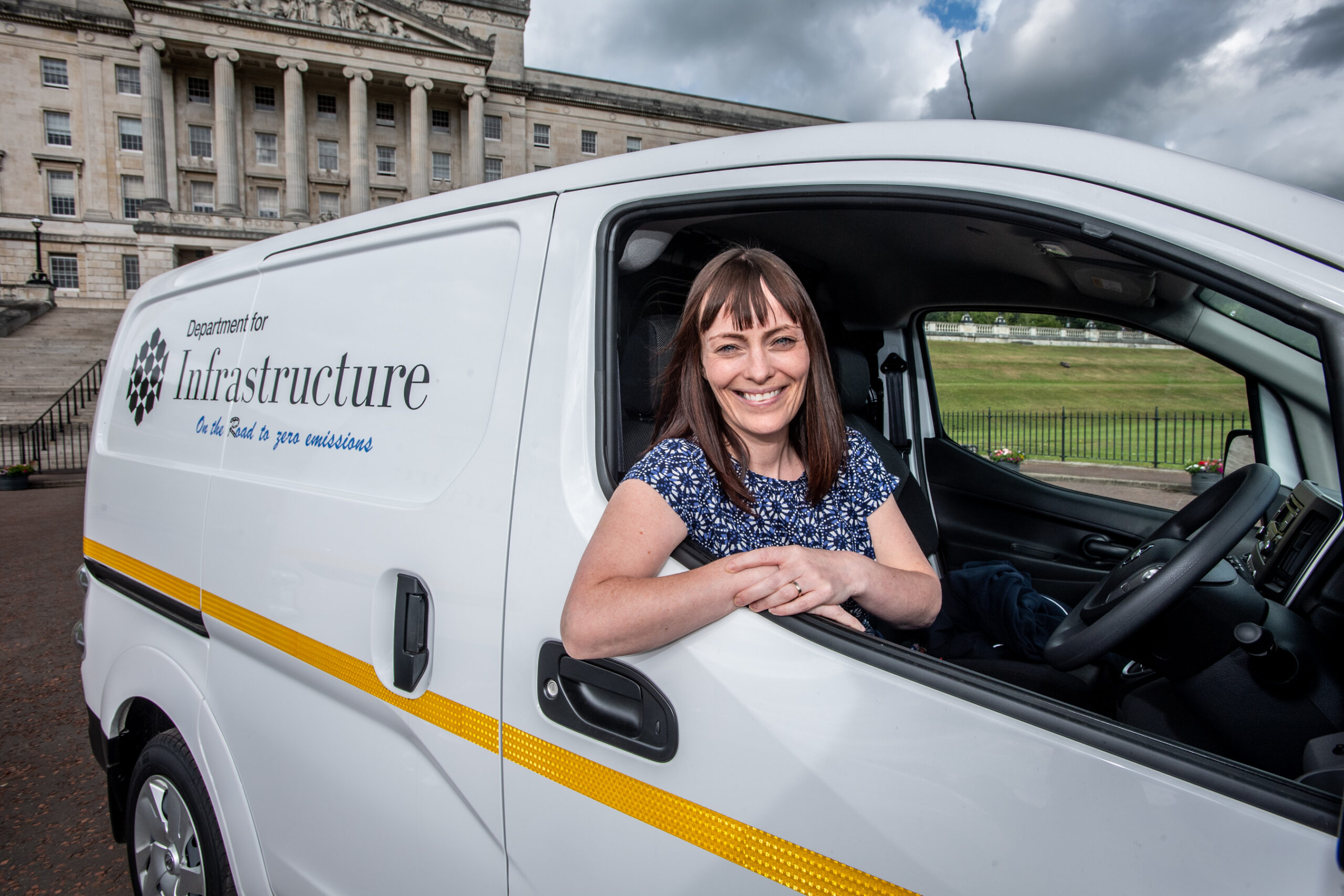 Green agenda continues as electric vans go into service - Newry Times - newry news headlines