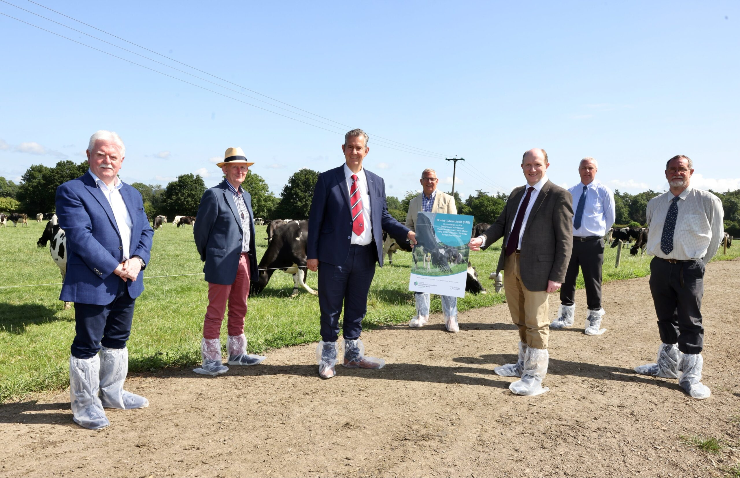 Minister outlines proposals to eradicate bTB - Newry Times - newry newspaper