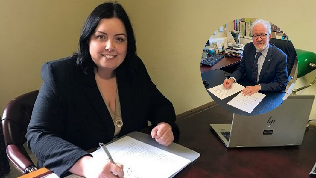 Ministers sign North-South Memorandum of Understanding - Newry Times - newry news