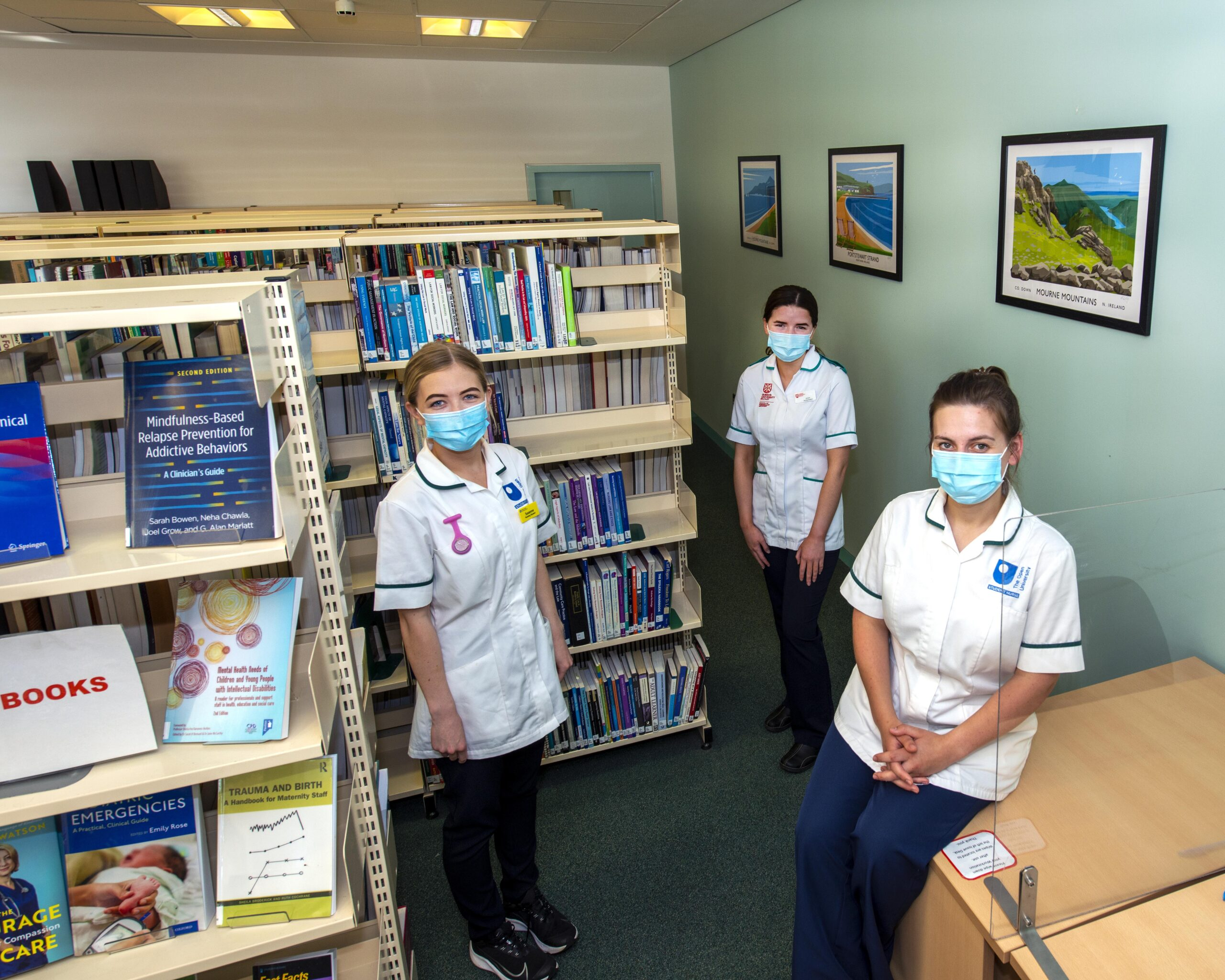 New project, 'Wellbeing at the Library' launched - Newry Times - newry breaking news