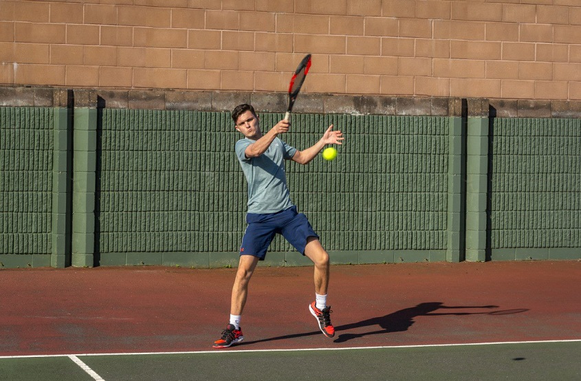 Ulster University graduate turns his passion for tennis into a business newry - Newry Times - newry news latest