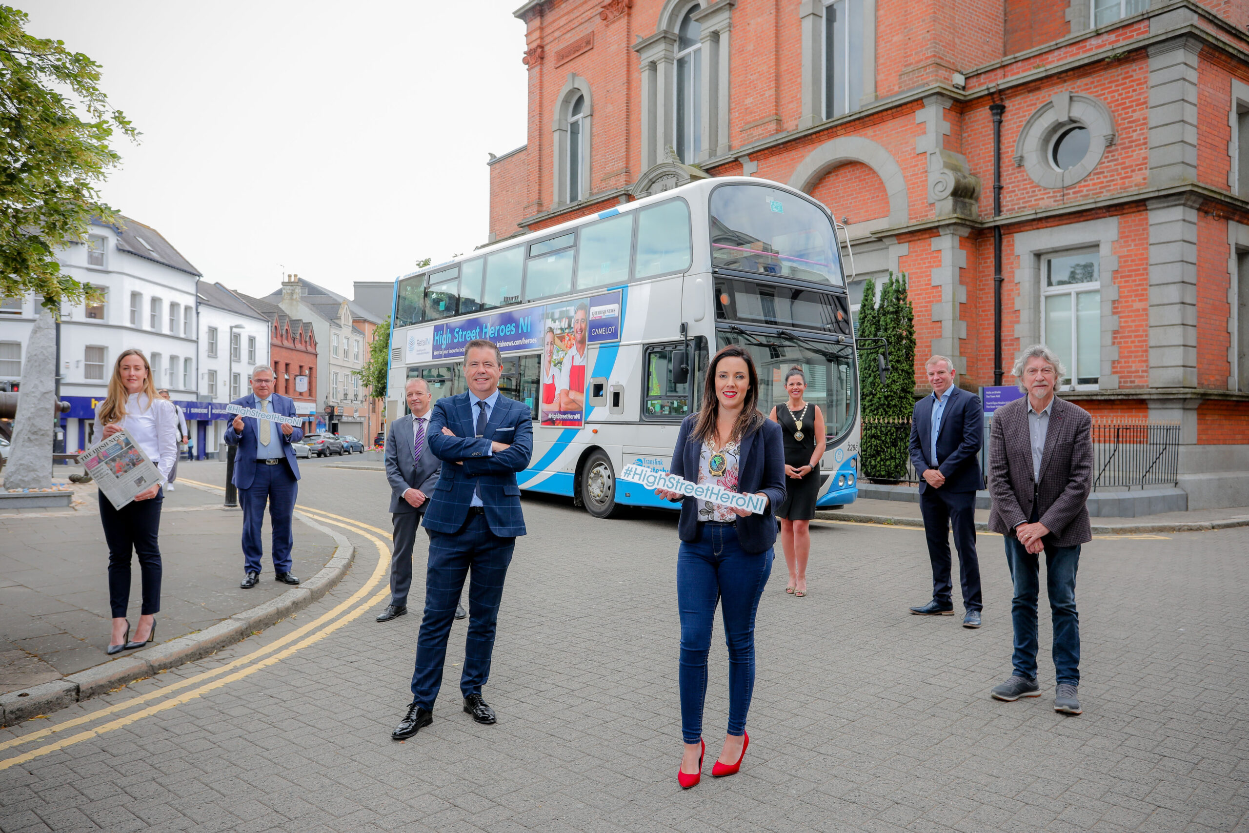 Voting now open to nominate your Newry 'High Street Hero' Newry Times - newry news and business news co down
