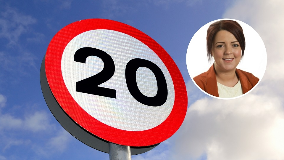20MPH zones 'need further rolled out in Newry and Armagh' - Newry MLA - Newry Times - down newspaper