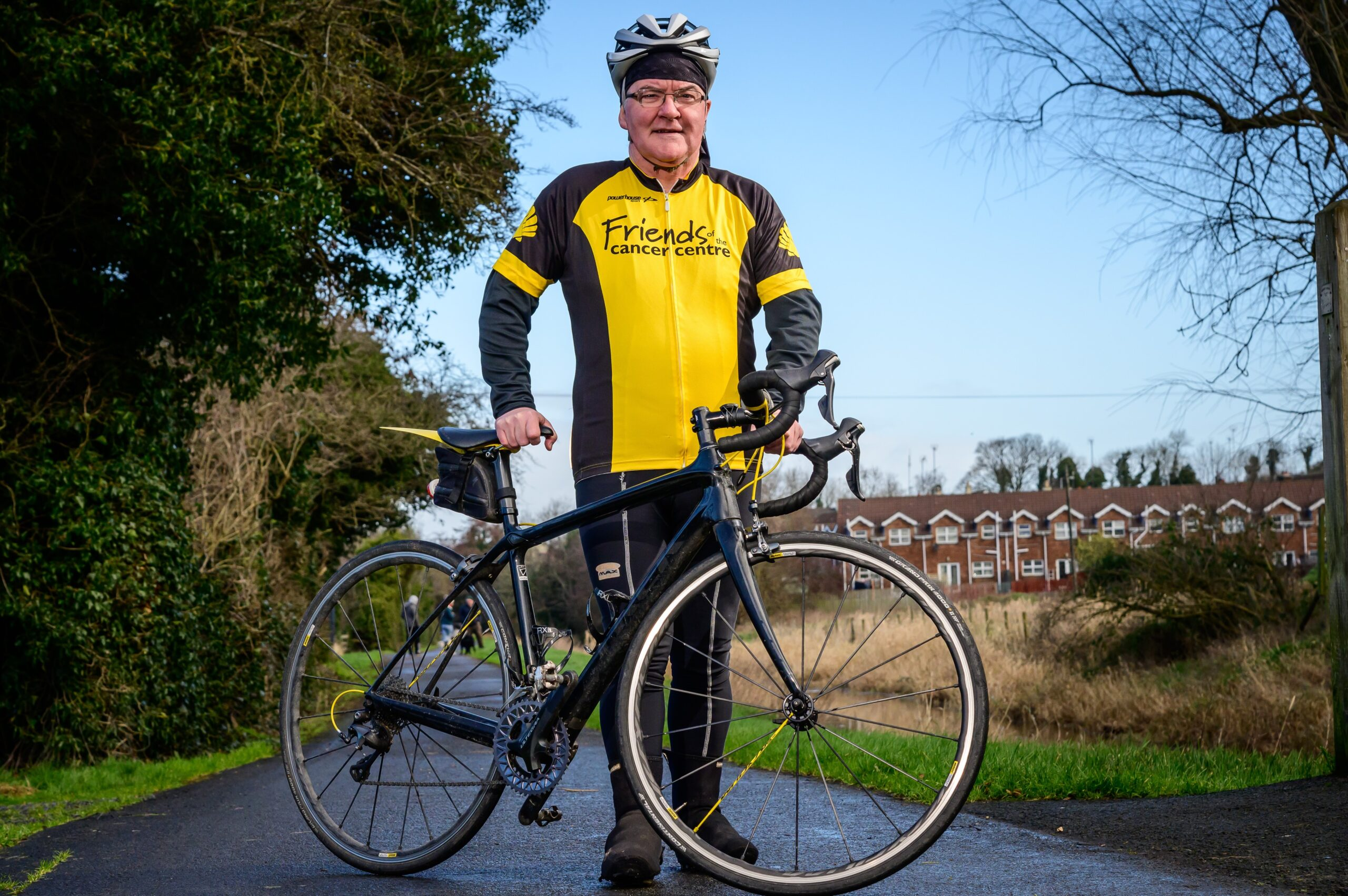 Dr McAleer calls on people to get on their bike for Friends of the Cancer Centre | Newry Times - breaking news newry