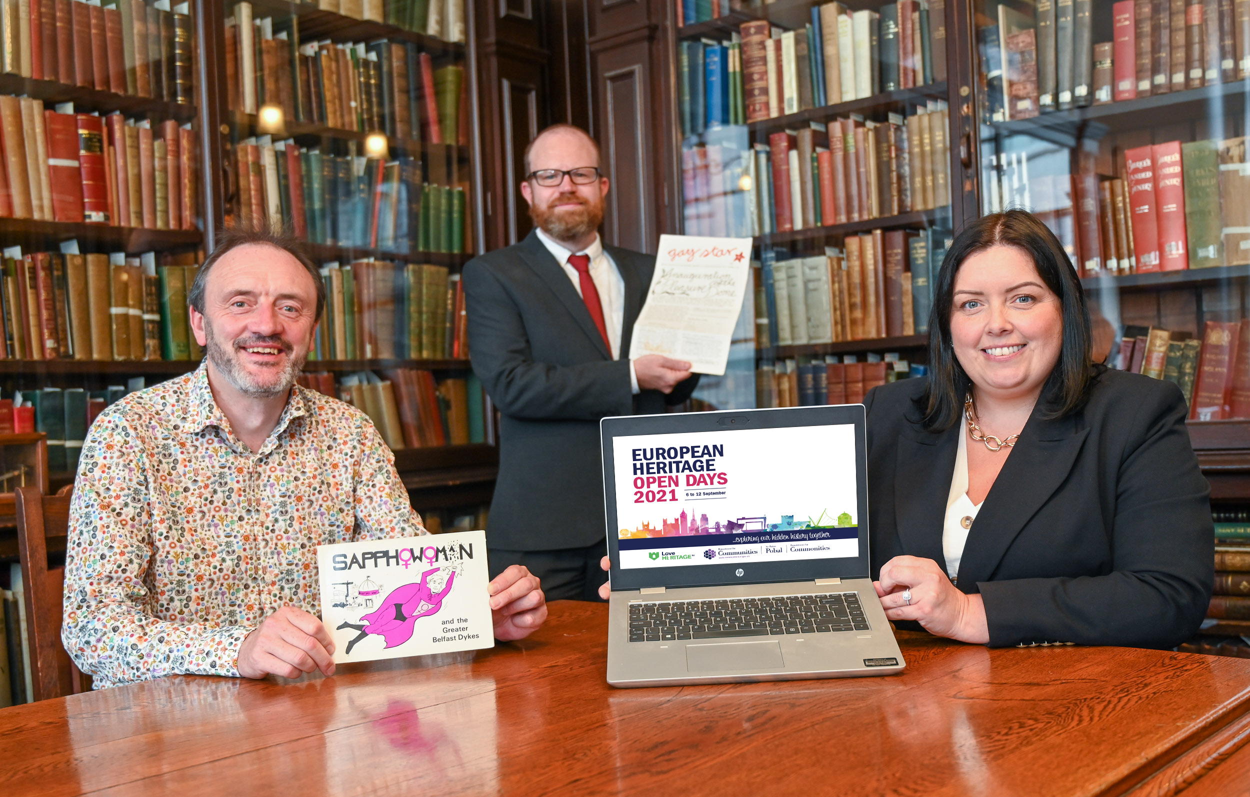 Excitement builds for European Heritage Open Days 2021 - Newry Times - newry newspaper