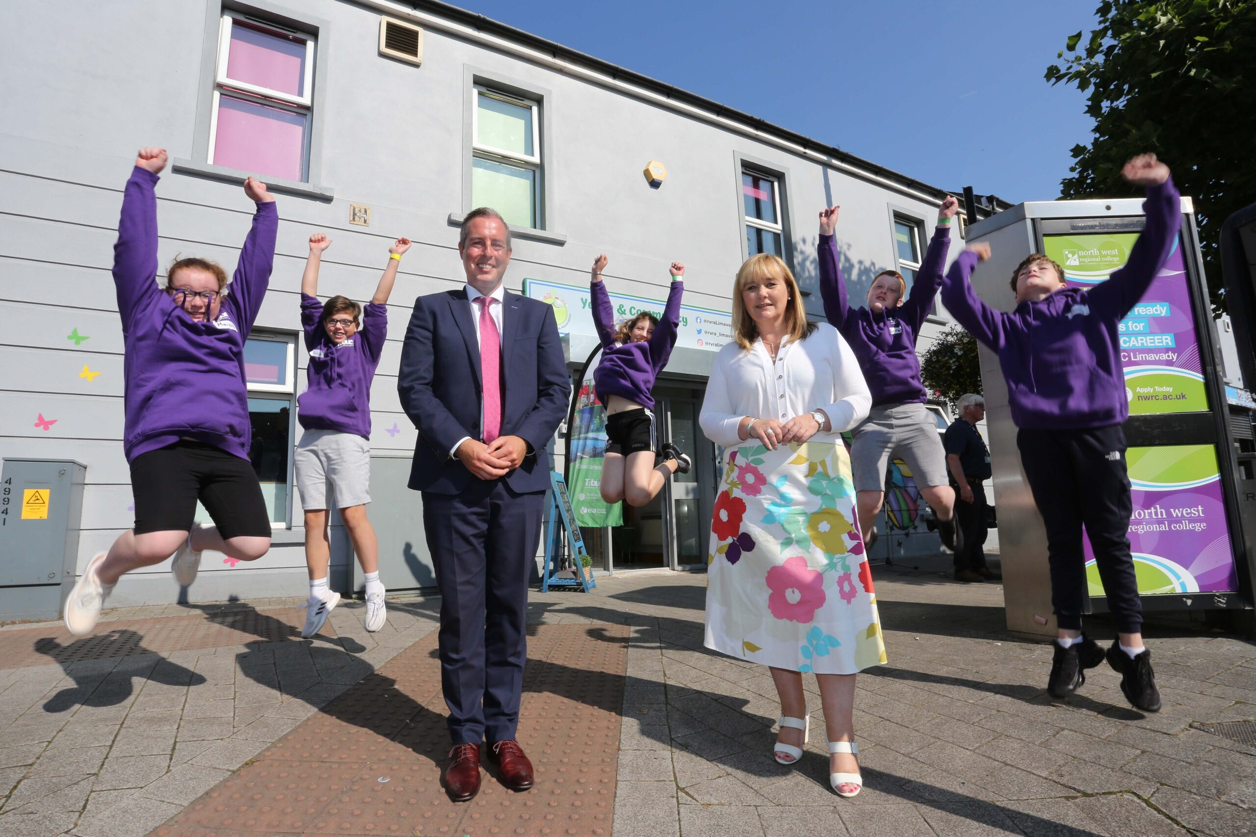 Ministers hail positive impact of good relations projects - Newry Times - newry news facebook