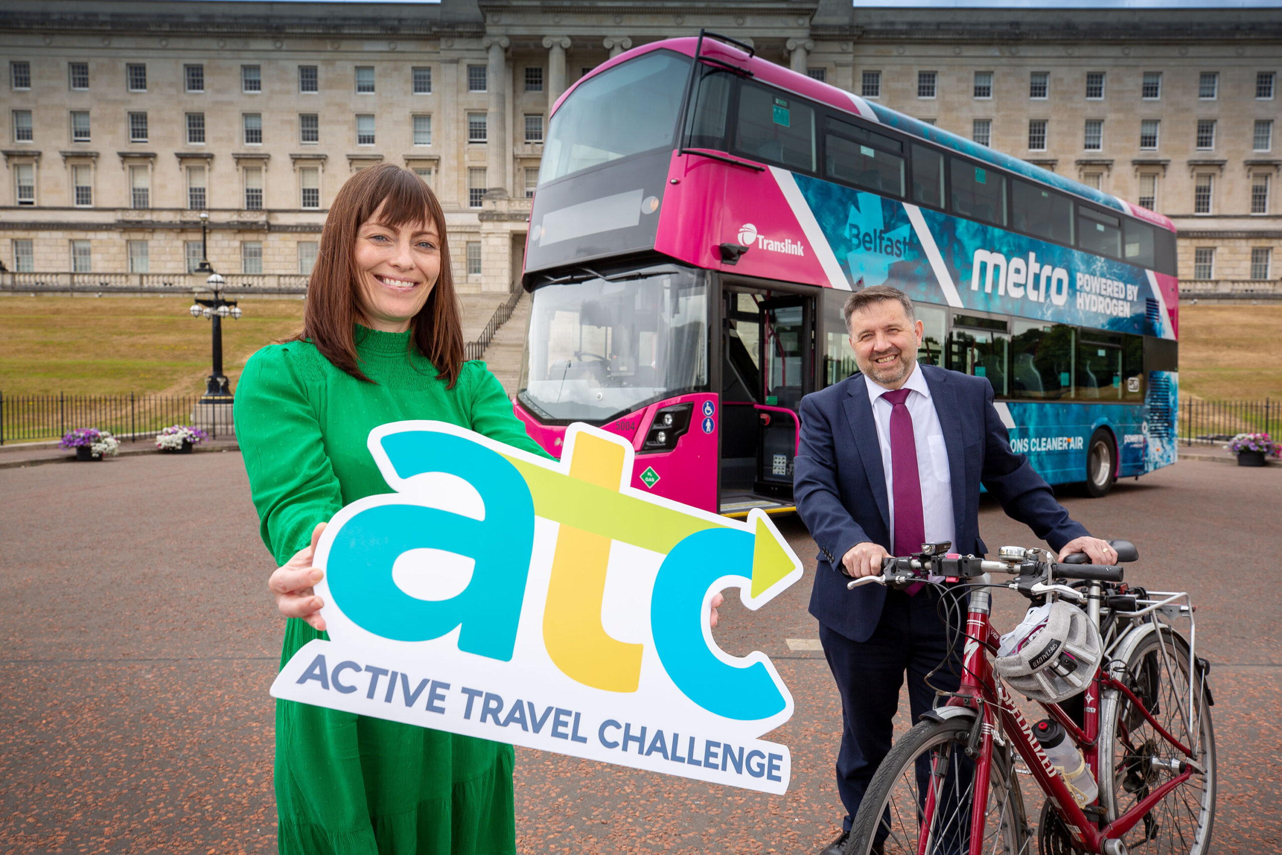 NI public encouraged to sign-up to Active Travel Challenge | Newry Times - county down newspaper