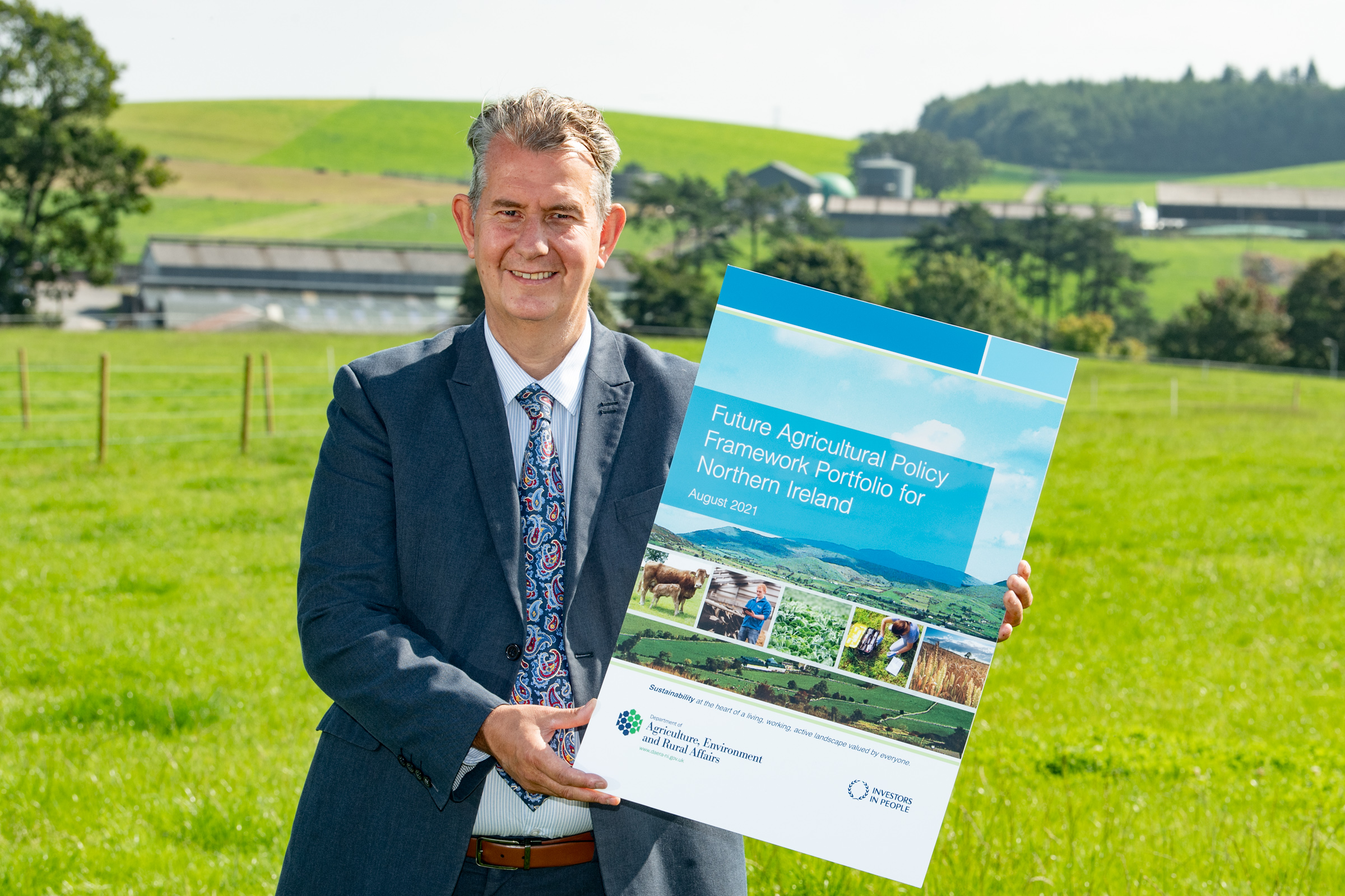 Poots publishes vision for future farming policy in NI - Newry Times - local news newry