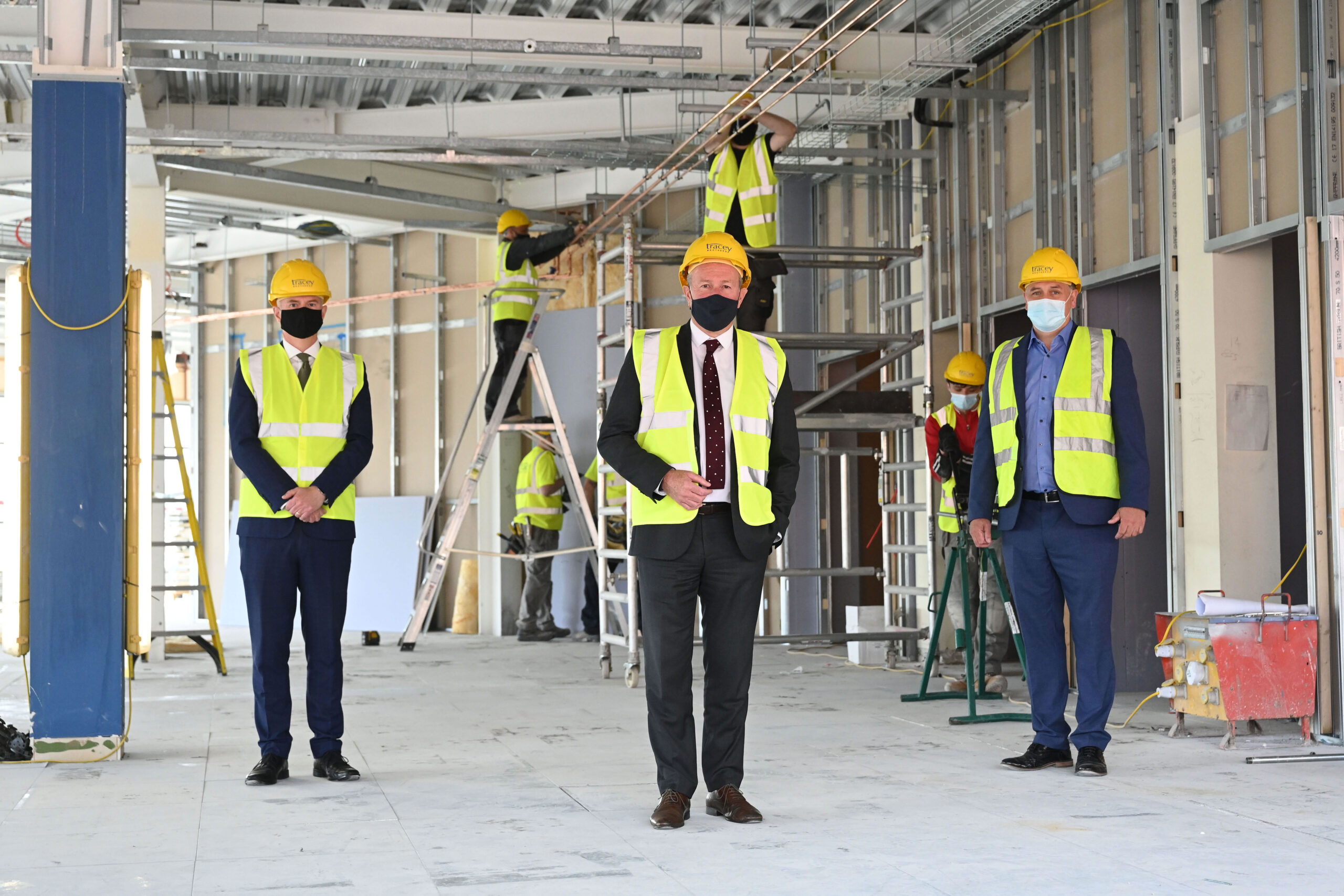 Support announced for construction industry to meet rising costs | Newry Times - todays news in newry
