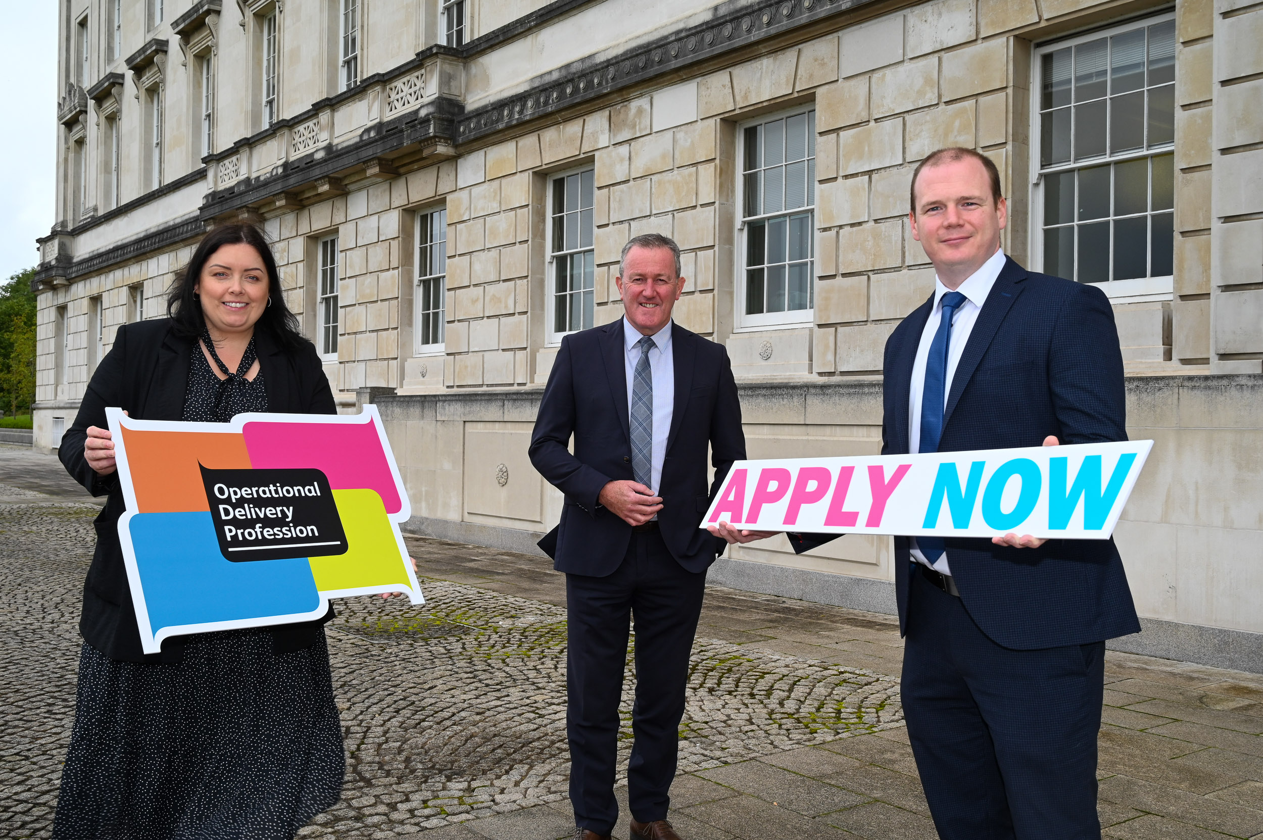 New Operational Delivery Apprenticeship scheme launched - Newry Times - news newry co down