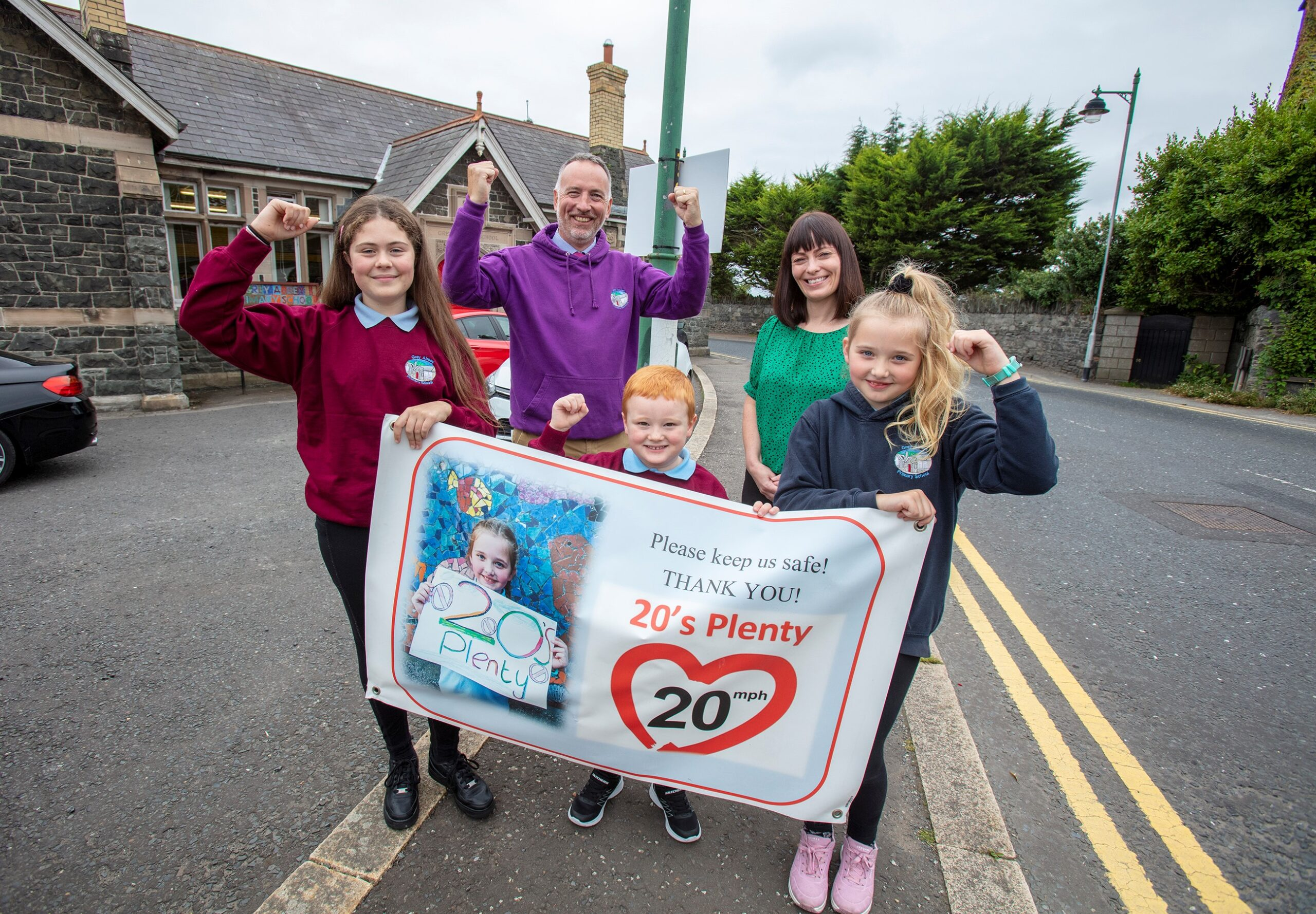 Roll out of 20mph speed limit scheme at five Newry and Mourne schools - Newry Times - newry news live