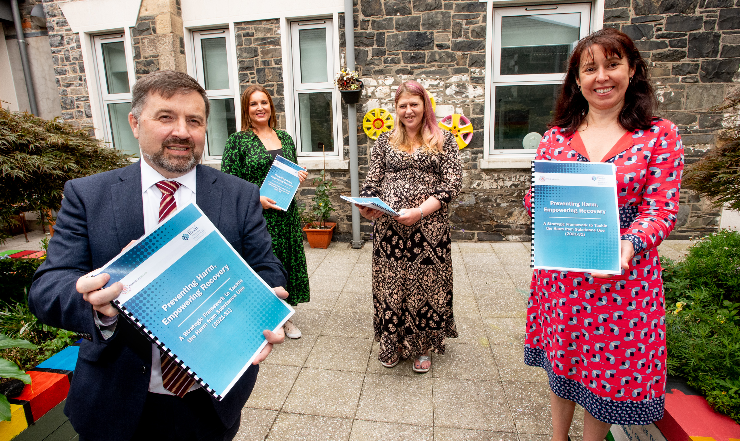 Swann launches new alcohol and drug strategy - Newry Times - breaking news newry
