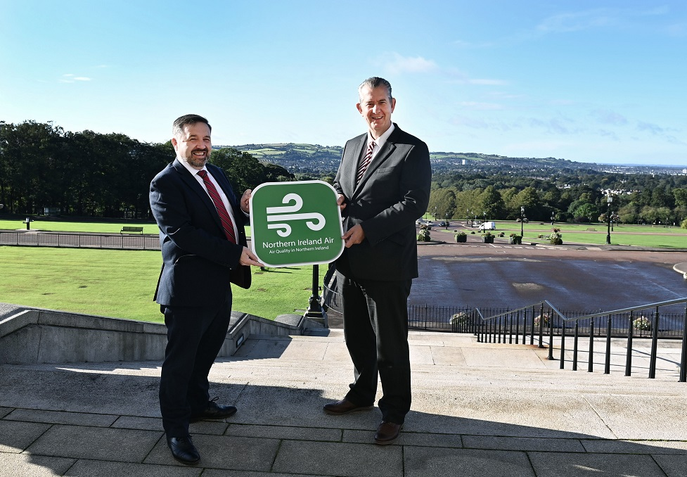 Minister announces improved Air Quality Alert system - Newry Times - newry news