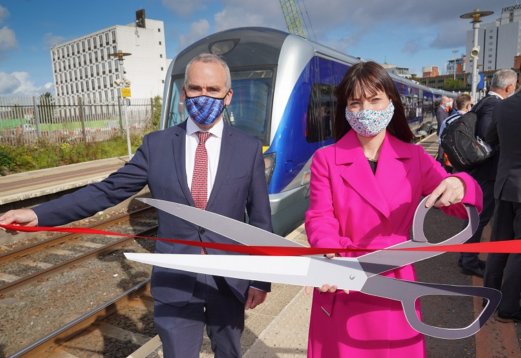 New train carriages delivered following £66m investment | Newry Times - newry news