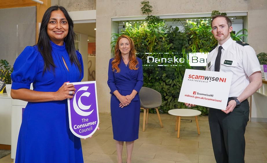 ScamwiseNI partners combine efforts to reduce financial crime NI | Newry Times - newry facebook
