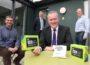 Finance Minister visits Smart Newry - Newry City news